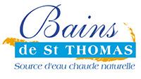 bains de St Thomas (logo)