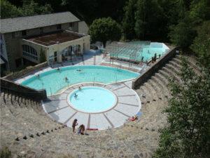 bains chauds Saint Thomas